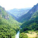 Каньоны реки Тары, парк Дурмитор, Черное озеро, Пивское озеро
